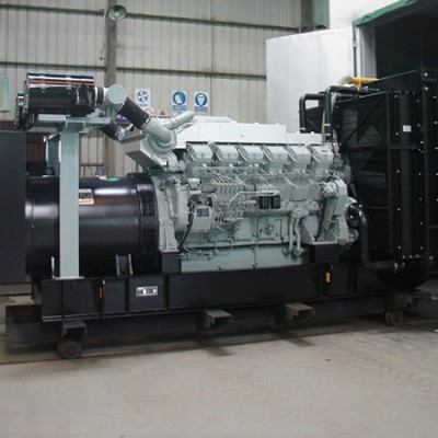 三菱柴油发电机出租