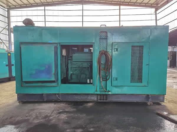 柴油发电机组修理的分类